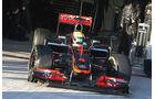 Lewis Hamilton - McLaren - F1-Test Jerez 2012