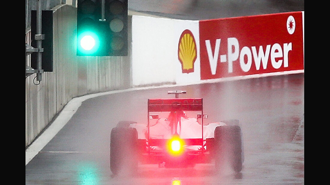 Lewis Hamilton - McLaren - Formel 1 - GP Belgien - Spa-Francorchamps - 31. August 2012