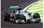 Lewis Hamilton - McLaren - Formel 1 - GP Brasilien - Sao Paulo - 7. November 2014