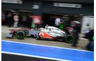 Lewis Hamilton - McLaren - Formel 1 - GP England - Silverstone - 7. Juli 2012