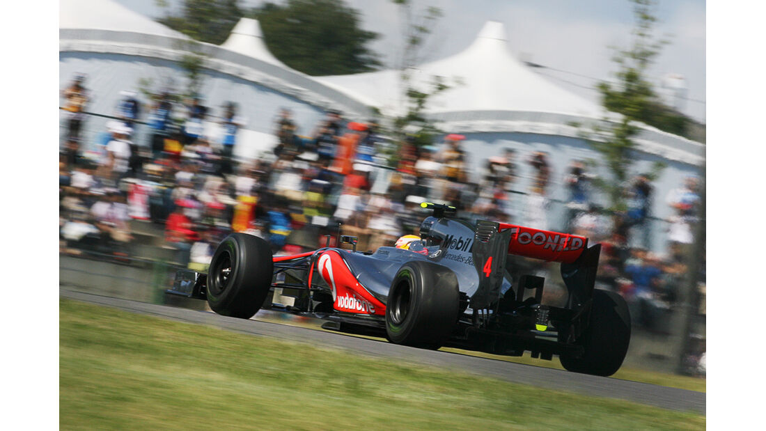 Lewis Hamilton - McLaren - Formel 1 - GP Japan - Suzuka - 5. Oktober 2012