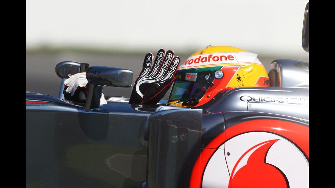 Lewis Hamilton - McLaren - Formel 1 - GP Kanada - 10. Juni 2012