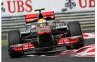Lewis Hamilton - McLaren - Formel 1 - GP Ungarn - Budapest - 27. Juli 2012