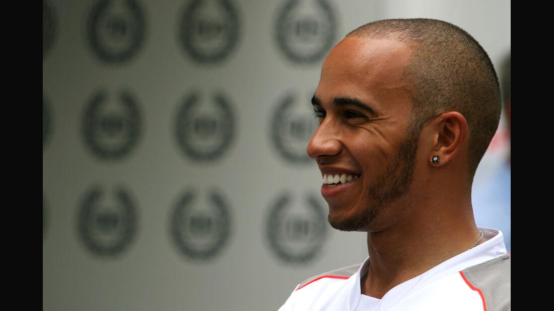 Lewis Hamilton - McLaren - GP Australien - Melbourne - 15. März 2012