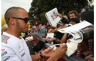 Lewis Hamilton - McLaren - GP Australien - Melbourne - 16. März 2012