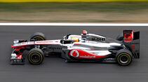Lewis Hamilton McLaren GP Korea 2011