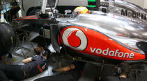 Lewis Hamilton McLaren GP Singapur 2011