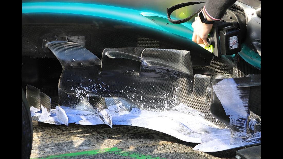 Lewis Hamilton - Mercedes - Barcelona - F1-Test - 18. Februar 2019