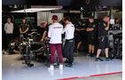 Lewis Hamilton - Mercedes - F1 - GP Spanien - Barcelona - Donnerstag - 12.5.2016