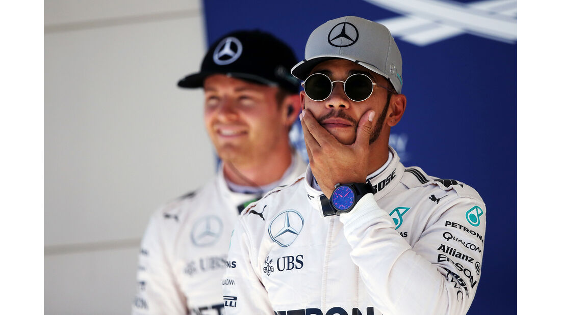 Lewis Hamilton - Mercedes - Formel 1 - Austin - GP USA - 22. Oktober 2016