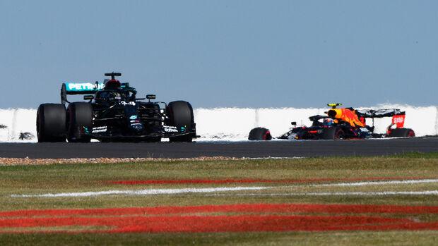 Lewis Hamilton - Mercedes - Formel 1 - GP 70 Jahre F1 - England - Silverstone - 7. August 2020