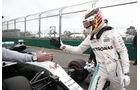 Lewis Hamilton - Mercedes - Formel 1 - GP Australien - Melbourne - 19. März 2016