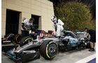 Lewis Hamilton - Mercedes - Formel 1 - GP Bahrain - 18. April 2015