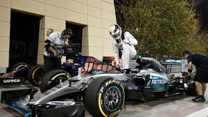 Lewis Hamilton - Mercedes - Formel 1 - GP Bahrain - 18. April 2015