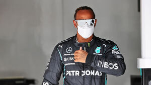 Lewis Hamilton - Mercedes - Formel 1 - GP Bahrain 2021