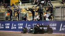 Lewis Hamilton - Mercedes - Formel 1 - GP Bahrain 2021 - Rennen