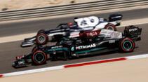 Lewis Hamilton - Mercedes - Formel 1 - GP Bahrain - Freitag - 26.3.2021