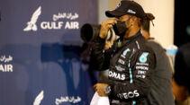 Lewis Hamilton - Mercedes - Formel 1 - GP Bahrain - Qualifying - Samstag - 27.3.2021