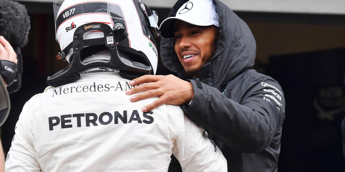 Lewis Hamilton - Mercedes - Formel 1 - GP Brasilien - 11. November 2017
