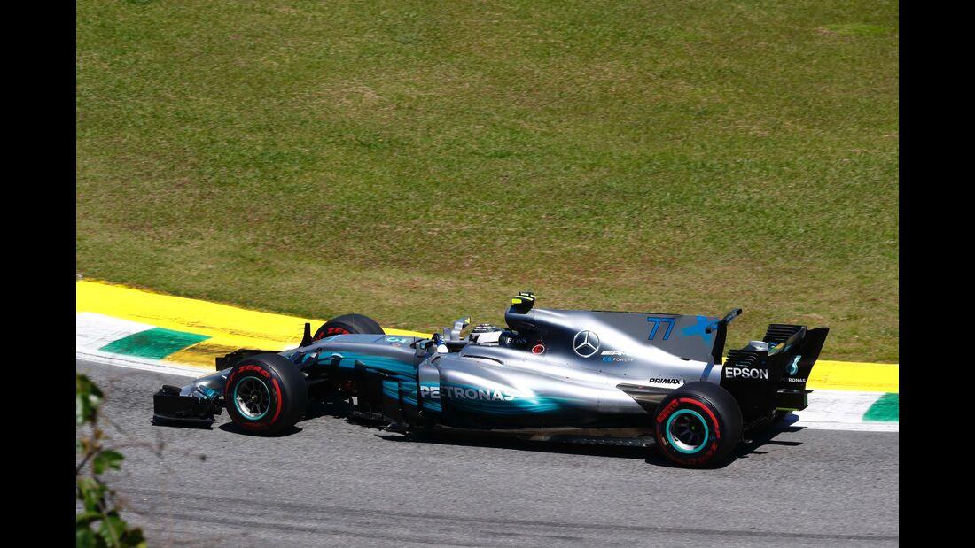 Lewis Hamilton - Mercedes - Formel 1 - GP Brasilien - 12. November 2017