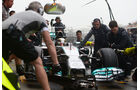 Lewis Hamilton - Mercedes - Formel 1 - GP China - Shanghai - 19. April 2014