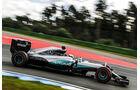 Lewis Hamilton - Mercedes  - Formel 1 - GP Deutschland - 30. Juli 2016