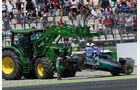 Lewis Hamilton - Mercedes - Formel 1 - GP Deutschland - Hockenheim - 19. Juli 2014