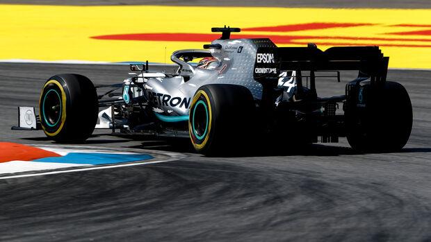 Lewis Hamilton - Mercedes - Formel 1 - GP Deutschland - Hockenheim 2019