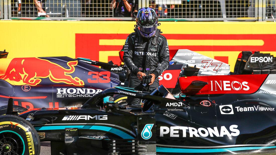Lewis Hamilton - Mercedes - Formel 1 - GP England - Silverstone - 17. Juli 2021