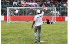Lewis Hamilton - Mercedes - Formel 1 - GP England - Silverstone - 3. Juli 2014