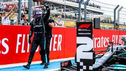 Lewis Hamilton - Mercedes - Formel 1 - GP Frankreich 2021