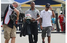 Lewis Hamilton - Mercedes - Formel 1 - GP Italien - 4. September 2014