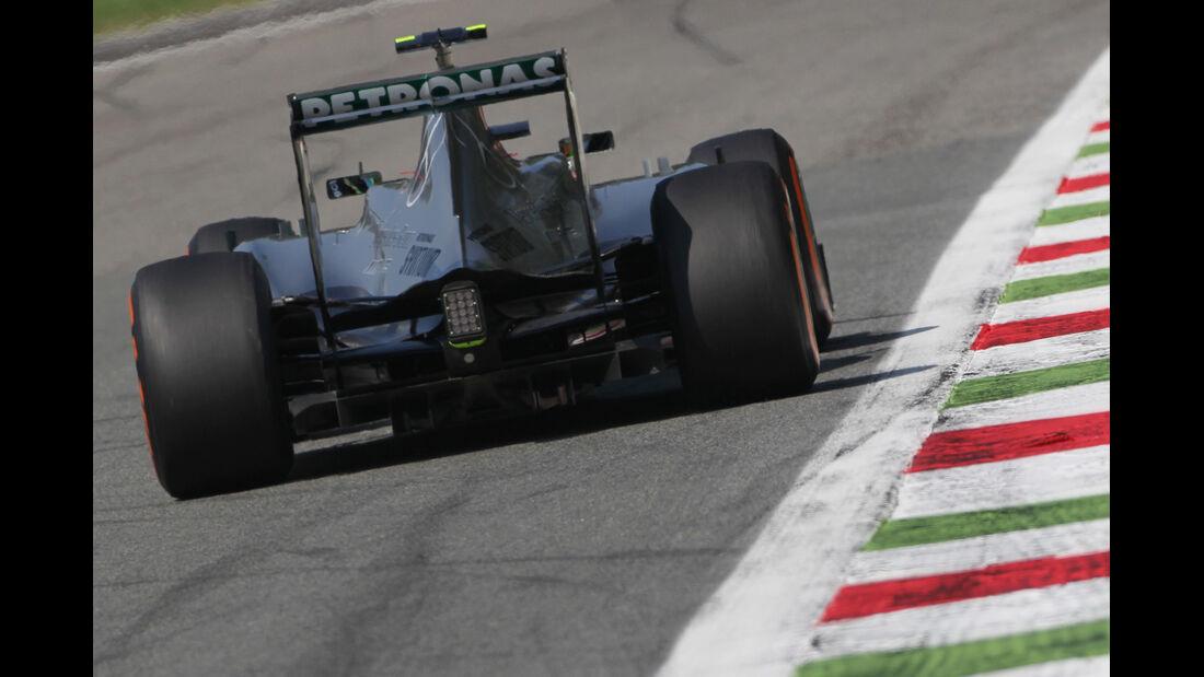 Lewis Hamilton - Mercedes - Formel 1 - GP Italien - 6. September 2013