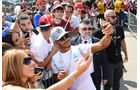 Lewis Hamilton - Mercedes - Formel 1 - GP Italien - Monza - 1. September 2016