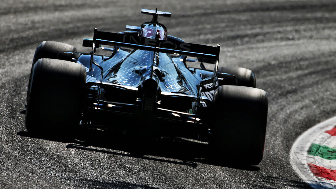 Lewis Hamilton - Mercedes - Formel 1 - GP Italien - Monza - 4. September 2020