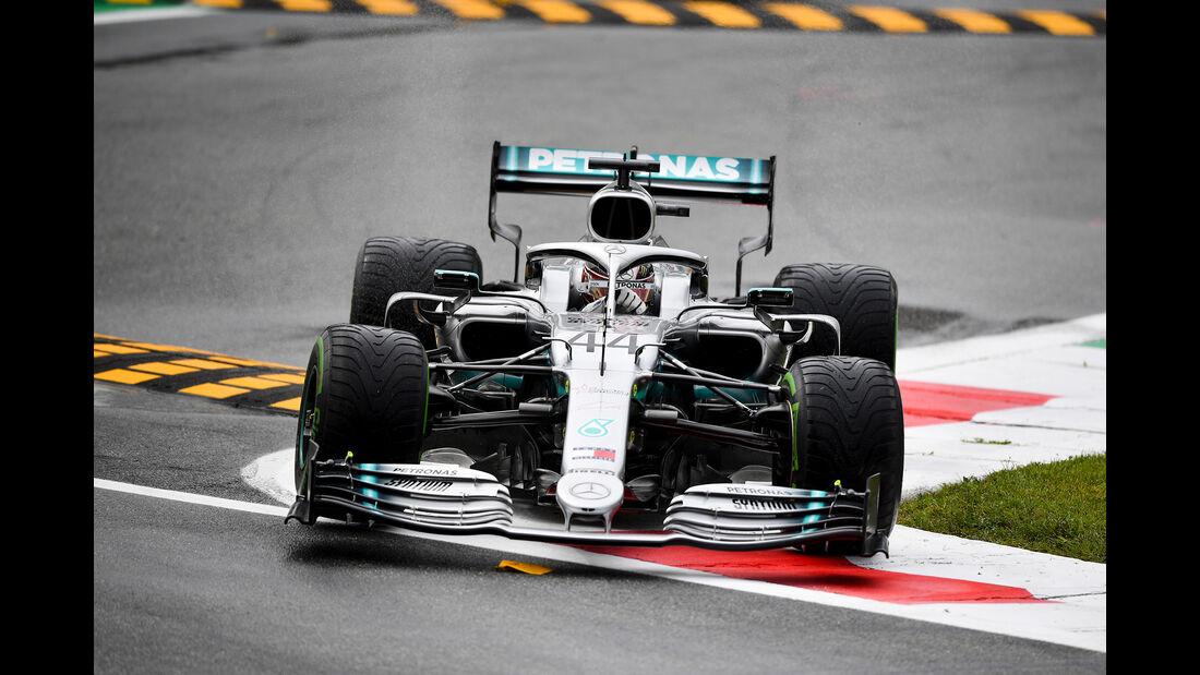Lewis Hamilton - Mercedes - Formel 1 - GP Italien - Monza - 6. September 2019