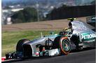 Lewis Hamilton - Mercedes - Formel 1 - GP Japan - Suzuka - 11. Oktober 2013