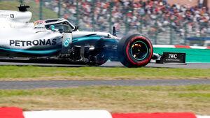 Lewis Hamilton - Mercedes - Formel 1 - GP Japan - Suzuka - 11. Oktober 2019