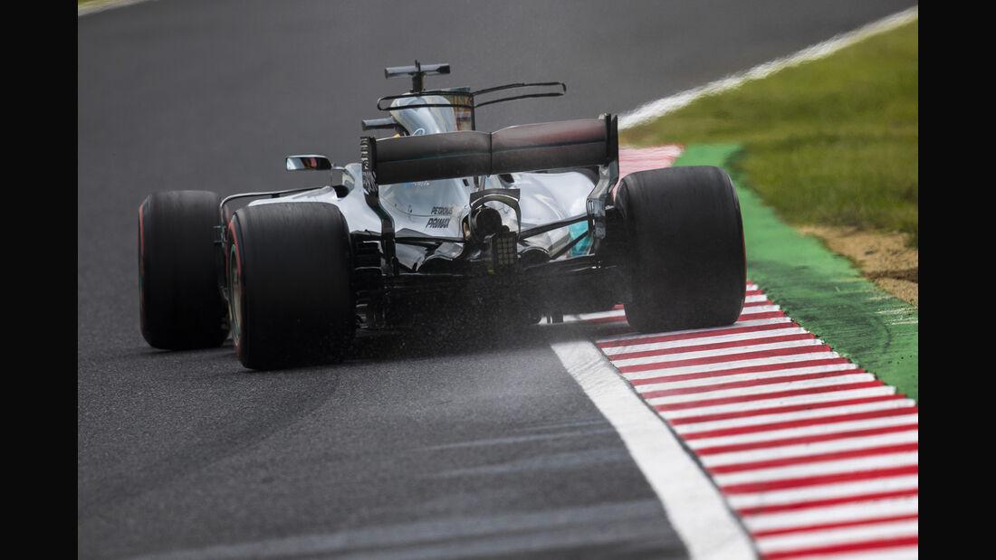 Lewis Hamilton - Mercedes - Formel 1 - GP Japan - Suzuka - 7. Oktober 2017