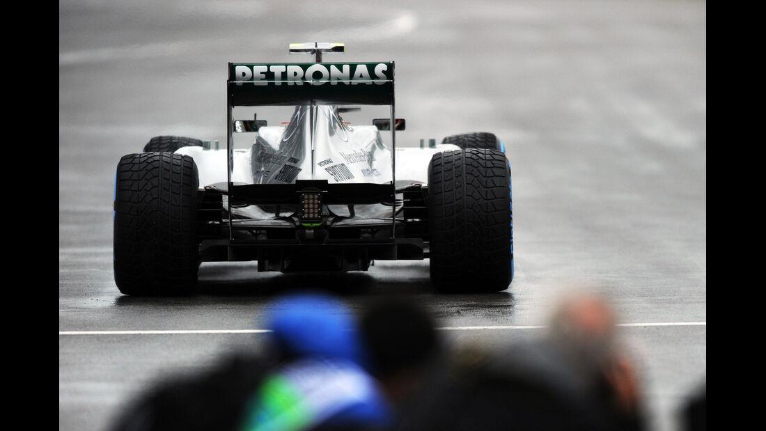 Lewis Hamilton - Mercedes - Formel 1 - GP Kanada - 7. Juni 2013
