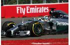 Lewis Hamilton - Mercedes - Formel 1 - GP Kanada - Montreal - 6. Juni 2014