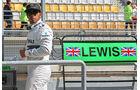 Lewis Hamilton - Mercedes - Formel 1 - GP Korea - 4. Oktober 2013