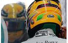 Lewis Hamilton - Mercedes - Formel 1 - GP Korea - 5. Oktober 2013
