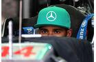 Lewis Hamilton - Mercedes - Formel 1 - GP Malaysia - 27. März 2014