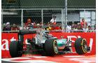 Lewis Hamilton - Mercedes - Formel 1 - GP Mexiko - 31. Oktober 2015