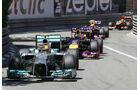 Lewis Hamilton - Mercedes - Formel 1 - GP Monaco 2013