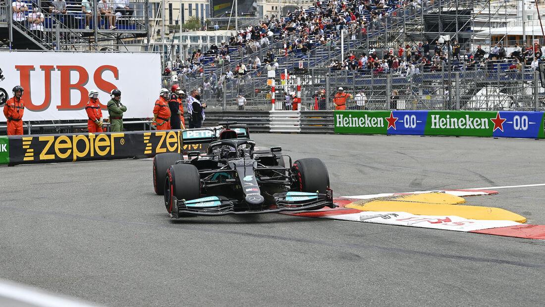 Lewis Hamilton - Mercedes - Formel 1 - GP Monaco - 2021