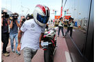 Lewis Hamilton - Mercedes - Formel 1 - GP Monaco - 21. Mai 2014