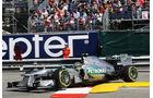 Lewis Hamilton - Mercedes - Formel 1 - GP Monaco - 23. Mai 2013