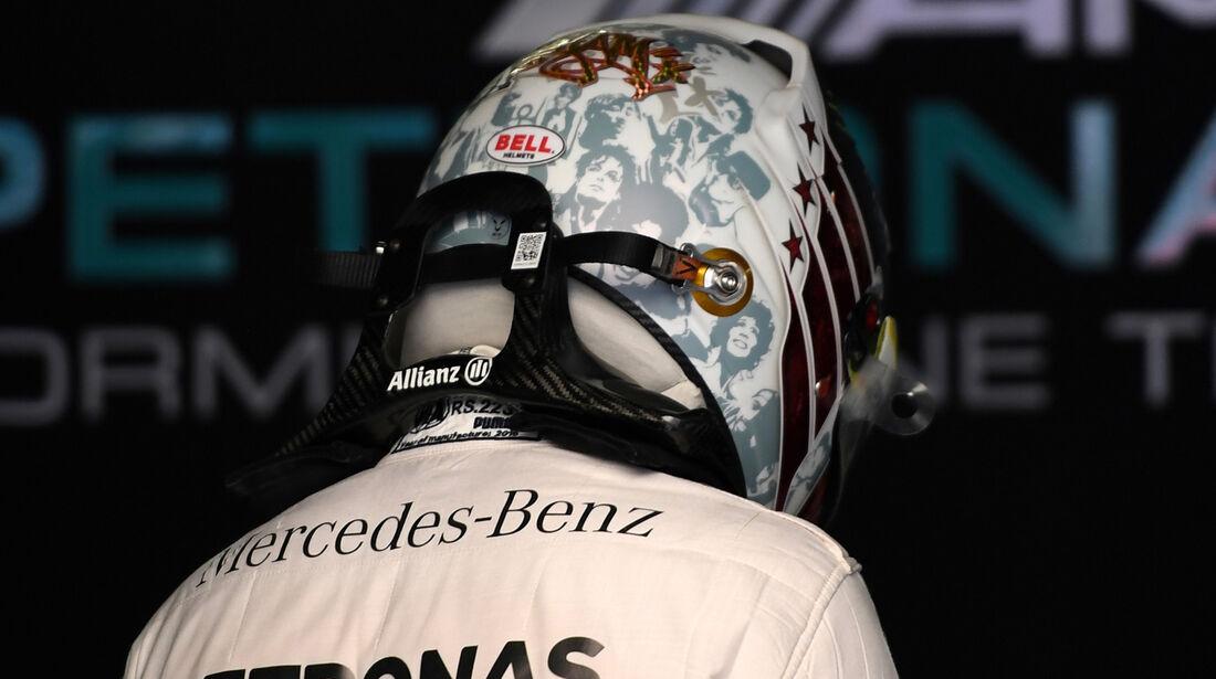 Lewis Hamilton - Mercedes - Formel 1 - GP Monaco - 26. Mai 2016